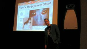Zack Davisson Sakura Con