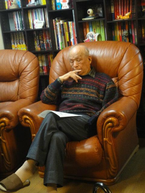 Mizuki Shigeru 91 Birthday