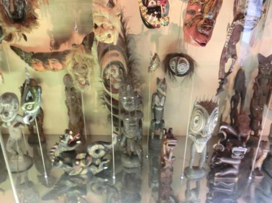 Mizuki Shigeru Rapaul Mask Collectionjpg