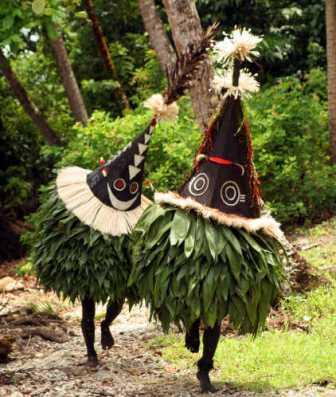 Mizuki Shigeru Rapaul Shinshin Dance 2