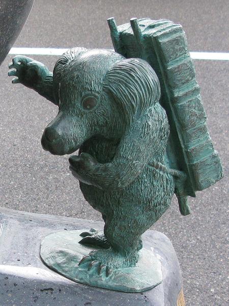Sakaiminato_Mizuki_Shigeru_Road_Ijyu_Statue_1