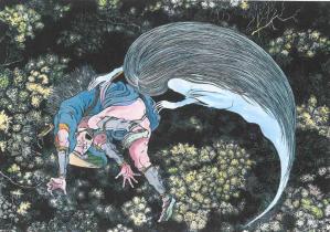 Chikaramochi Yurei Mizuki Shigeru