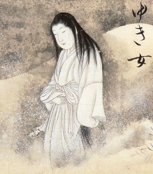 Suuhi_Yuki-onna