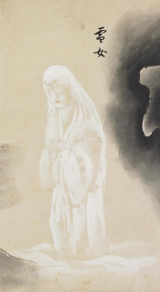 White Yuki Onna