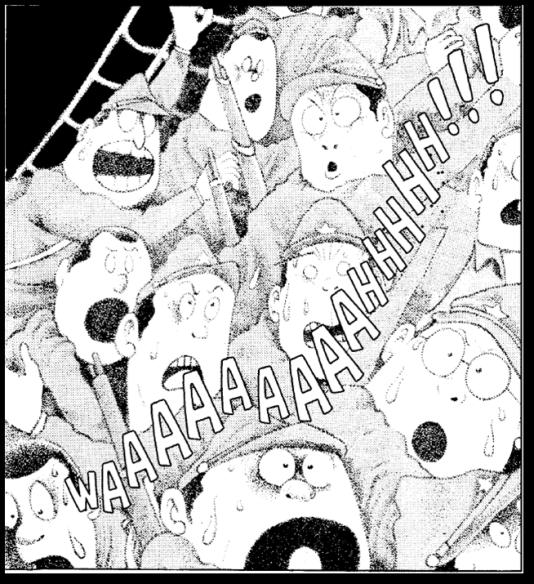 Shigeru Mizuki Off to War