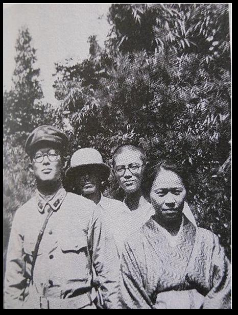 Mizuki Shigeru Family off to War